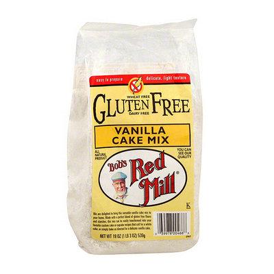 Bob's Red Mill Gluten Free Vanilla Cake Mix