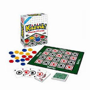 Kazink! Card Game Ages 7+, 1 ea