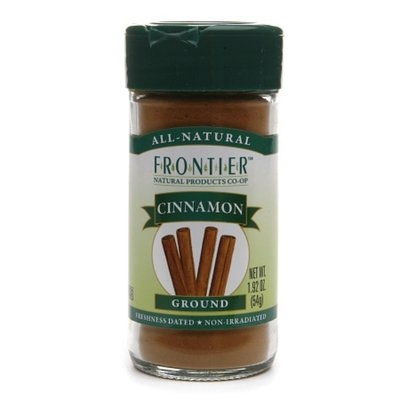 Frontier Natural Products Co-Op Ground Cinnamon