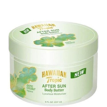 Hawaiian Tropic Aloe After Sun Body Butter: 8 OZ