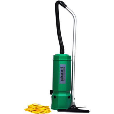 Bissell Commercial Bissell BigGreen Commercial Backpack Canister Vacuum, BG1001