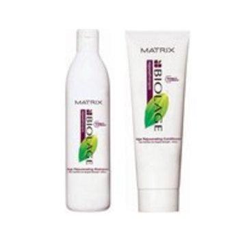 Matrix Biolage Rejuvatherapie Shampoo 16.9 oz & Conditioner 10.1 oz Duo Set