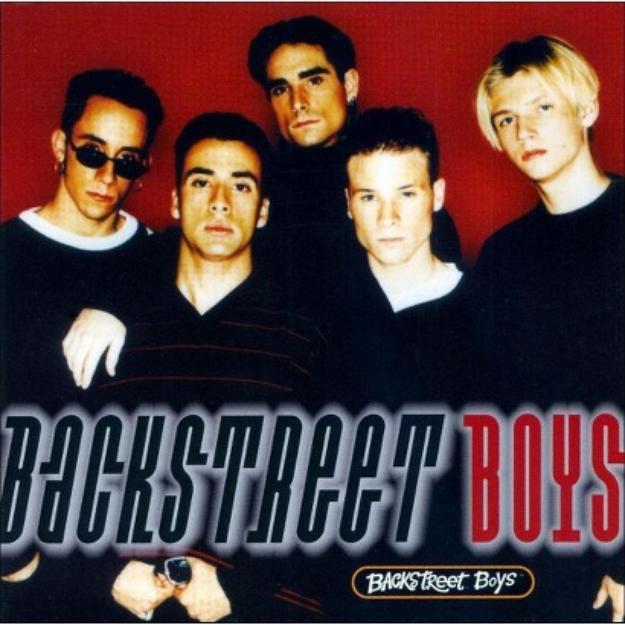 Backstreet Boys ~ Backstreet Boys [BMG International] (new)