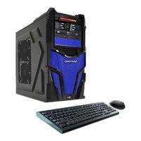 CybertronPC Shockwave III Gaming PC - 4th Gen. Intel Core i5-4570 3.20GHz, 8GB DDR3, 1TB HDD, DVDRW, 2GB NVIDIA GeForce