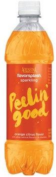 Aquafina Flavorsplash Sparkling Water Peelin Good Orange Citrus