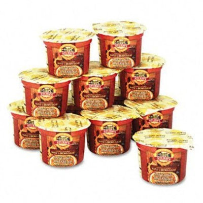 Ragold Office Snax® Single Serve Instant Oatmeal FOOD,OATMEAL,MPL BRSGR,12 (Pack of3)
