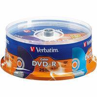 Verbatim Life Series DVD R 25 Pack - VERBATIM CORPORATION