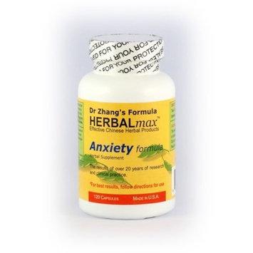 Dr. Zhangs Formulas Herbalmax Anxiety Formula