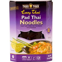 Tiger Tiger Pad Thai With Rice Noodles, 19.4 Ounce Box (Pack of 6)