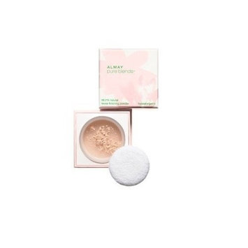 Almay Pure Blends Loose Makeup Face Powder
