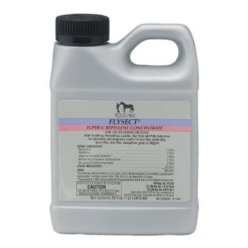 Equicare Flysect Super-C 16oz Concentrate