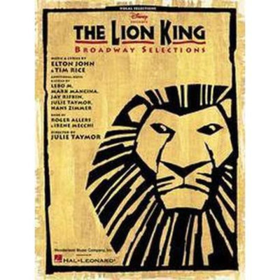 The Lion King (Paperback)