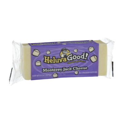 Heluva Good! Monterey Jack Cheese