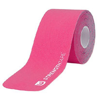 Stander StrengthTape Kinesiology Tape 35m Uncut Roll, Hot Pink, 1 ea