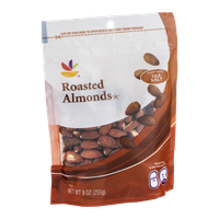 Ahold Roasted Almonds Sea Salt