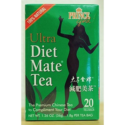 Prince Of Peace Prince Ultra Diet Mate Tea (20 bag)