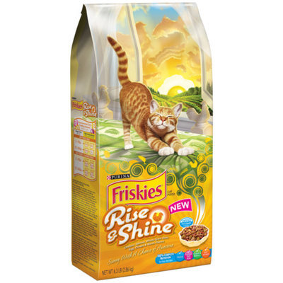 Friskies® Rise and Shine Cat Food