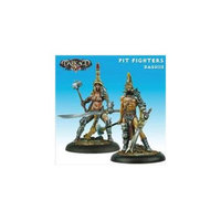 Dark Age Games 5112 Outcast - Pit Fighters 2 Miniature Games