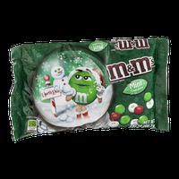 M&M's Mint Chocolate Candies
