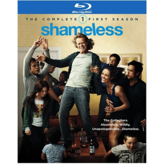 Shameless: The Complete First Season (Blu-ray) (Widescreen)