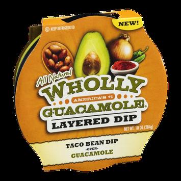 Wholly Guacamole Layered Dip Taco Bean