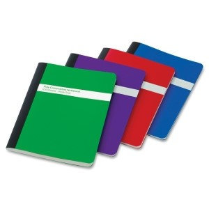 Cardinal Brands Tops TOP73794 Poly Cover Composition Book