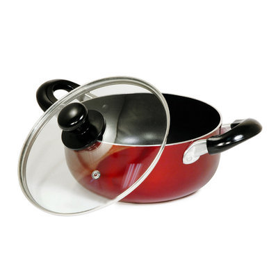 Better Chef - 8-quart Dutch Oven - Red