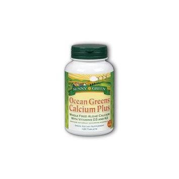 Ocean Greens Calcium Plus Sunny Green 120 Tabs