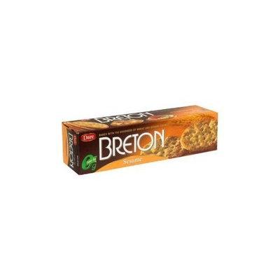 Dare, Cracker Breton Sesame, 8 OZ(Pack of 2)