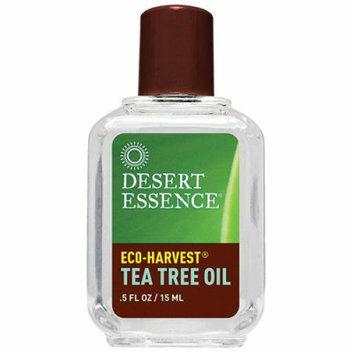 Desert Essence Eco Harvest Tea Tree Oil .5 oz