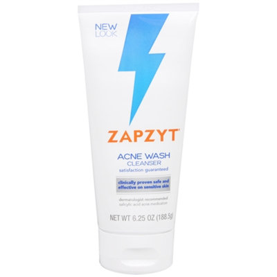 ZAPZYT Acne Wash with Soothing Aloe & Chamomile