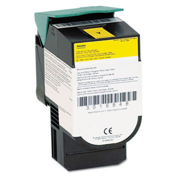 InfoPrint Solutions Company 39V2433 InfoPrint Solutions Company 39V2433 Extra-High-Yield Toner, 4,000 Page Yield, Yellow