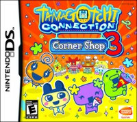 BANDAI NAMCO Games America Inc. Tamagotchi Connection: Corner Shop 3