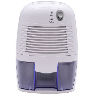 Atlas California Trading Inc New Mini Room Dehumidifier Quilt Electric Air Moisture Drying Absorber Appliance with Car Charger