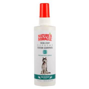 Nature's Miracle® Eucalyptus Spearmint Scented Dog Freshening Spray