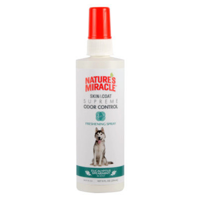 Nature's Miracle NATURE'S MIRACLETM Eucalyptus Spearmint Scented Dog Freshening Spray