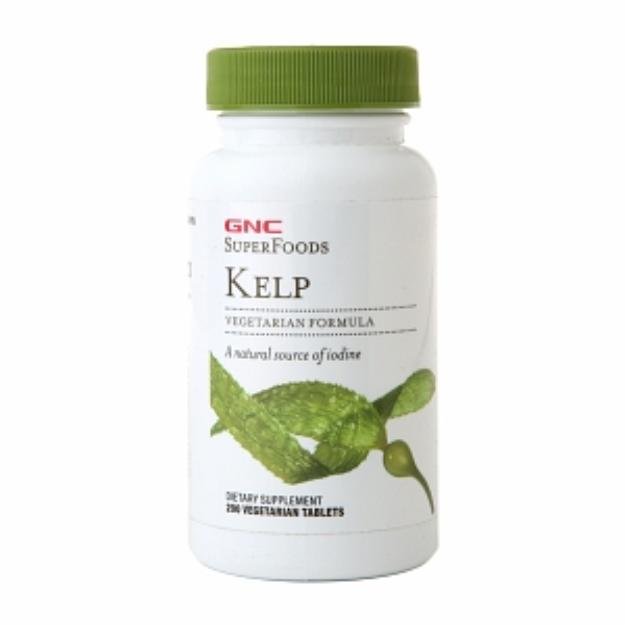GNC SuperFoods Kelp