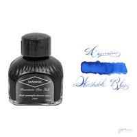 DIAMINE 80 ml Bottle Fountain Pen Ink, WASHABLE BLUE