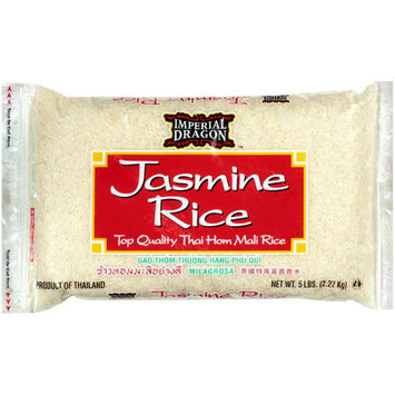Imperial Dragon: Jasmine Rice, 5 Lb