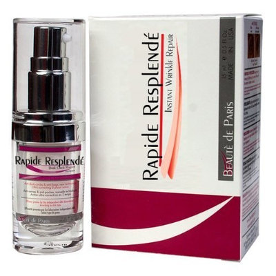 Beaute de Paris Rapide Resplende - Instant Wrinkle Formula - Rapidly Reduce Appearance of Wrinkles in Minutes. Guaranteed! Clinically Tested for Superior Results - Look Younger Instantly
