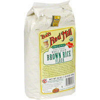 Bob's Red Mill Organic Stone Ground Whole Grain Brown Rice Flour
