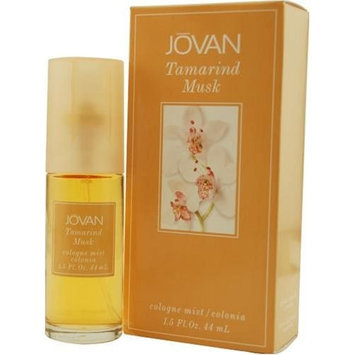 Jovan Tamarind Musk By Coty For Women. Cologne Mist 1.5-Ounces