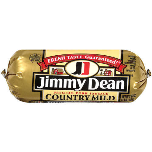 Jimmy Dean: Premium Pork/Country Mild Sausage, 16 Oz