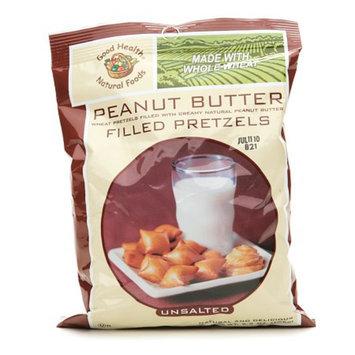 Good Health Natural Foods Peanut Butter Filled Pretzels