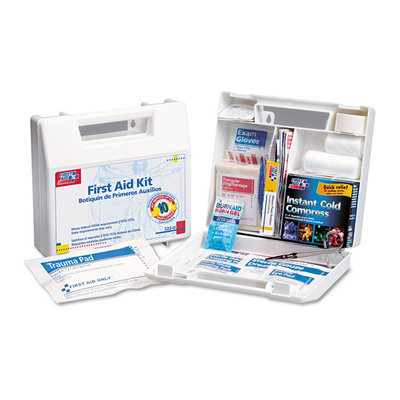 FIRST AID ONLY, INC. First Aid Only First Aid Kit for 10 People