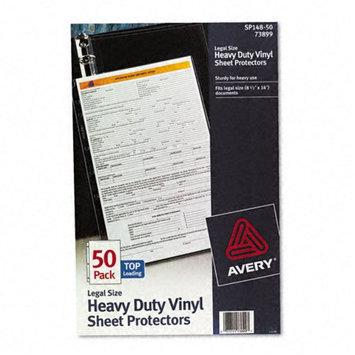 Kmart.com Avery Top Loading Vinyl Sheet Protector
