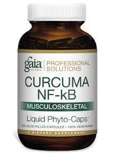 Gaia Herbs/professional Solutions Gaia Herbs (Professional Solutions), Curcuma NF-kB: Musculoskeletal 120 caps