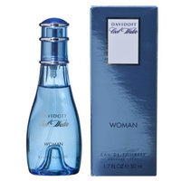 Cool Water Women's  by Davidoff Eau de Toilette - 1.7 oz