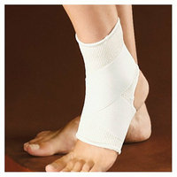 NYOrtho Slip-On Ankle Support in Cream