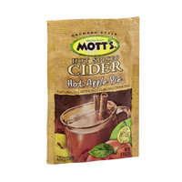 Mott's Hot Spiced Cider Hot Apple Pie Flavored Drink Mix